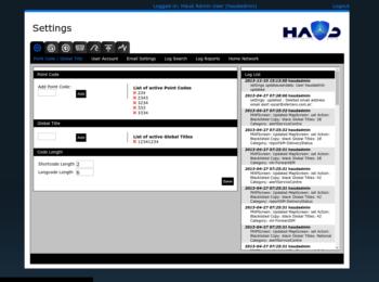 Haud Admin System